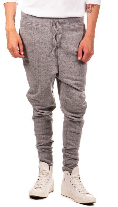 Jogging Bottoms - Grey Speckled
