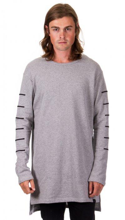 Crewneck Sweater - Grey
